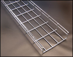 Cable Manager, Cable Tray Distributor, M E 2 Wire Cable Tray ...
